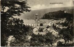 Wangenbourg - Wangen