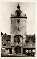 Molsheim La vieille porte - Molsheim