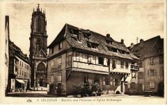 Sélestat Marché aux Poissons - Sélestat