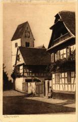 Wolfisheim - Rue Scene - Wolfisheim
