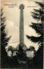 Wissembourg - Weissenburg i/Els. - Geisberg - ArméeDenkmal - Wissembourg
