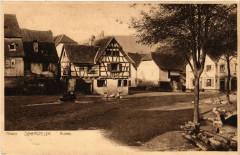 Scherwiller - Scherweiler - Rue Scene - Alsace - Elsass - Scherwiller