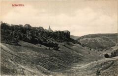 La Petite-Pierre - Lutzelstein - Vue - La Petite-Pierre
