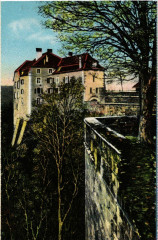 La Petite-Pierre - Lutzelstein - Altes Schloss - Vogesen - La Petite-Pierre