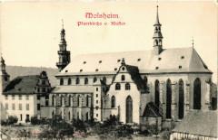 Molsheim - Pfarrkirche v. Klofter - Molsheim