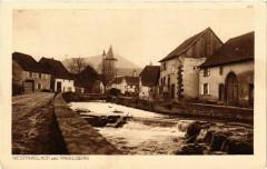 Niederhaslach und Ringelsberg - Niederhaslach