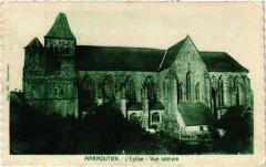 Marmoutier L'Eglise Vue laterale - Marmoutier
