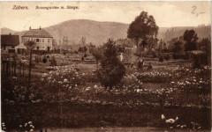 Zabern Rosengarten m.Steige - Steige