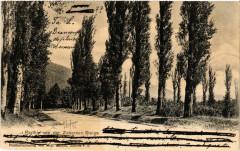 Parthie von der ZABERNer Steige - Steige