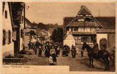 Ettendorf Elsass. - Ettendorf