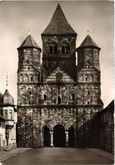 Marmoutier - Mauersmunster - Facade cote ouest - Romanisches - Marmoutier