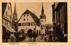 Benfeld-Schlossgasse - Benfeld
