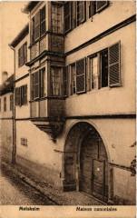Molsheim - Maison canoniales - Molsheim
