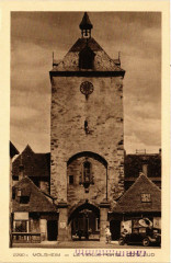 Molsheim - La Vieille Porte cote Sud - Molsheim