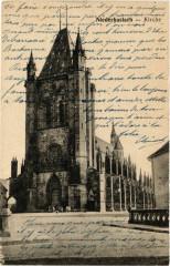 Niederhaslach - Kirche - Niederhaslach