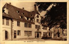 Bouxviller - Hotel de Ville - Villé