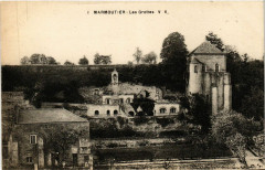 Marmoutier - Les Grottes - Marmoutier