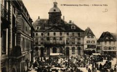 Wissmebourg - L'Hotel de Ville - Villé