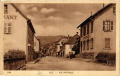 Ville - Rue principale - Villé