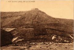 Mont Sainte-Odile et Saint-Nabor - Saint-Nabor
