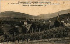 L'Alsace pittoresque et historique - Le Valde Ville a Triembach - Villé