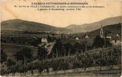 L'Alsace pittoresque et historique Le Val de Ville a Triembach - Villé