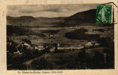 Saint-Blaise la Roche - Saint-Blaise-la-Roche