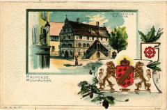 Mulhouse - L'Hotel de Ville - Villé