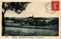 Dingsheim - Vue générale - Dingsheim