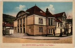Sainte-Marie-aux-Mines - Le Theatre - Sainte-Marie-aux-Mines