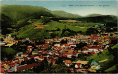 Sainte Marie Aux Mines - Sainte-Marie-aux-Mines