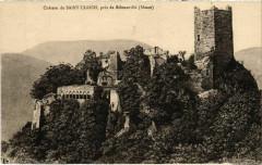 Chateau de St.Ulrich,prés de Ribeauvillé - Ribeauvillé