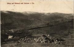 Blick auf Hohrod und Sulzern - Hohrod
