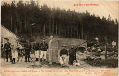 Au Col de Sainte-Marie-aux-Mines - a 762 m. d'Alt. - Col Frontiere - Sainte-Marie-aux-Mines