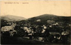 Schnierlach - Lapoutroie - Totalansicht - Vue générale - Lapoutroie