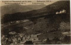 Jungholtz mit Thierenbach und Saint-Anna - Hartmannsweiler Kopf - Jungholtz