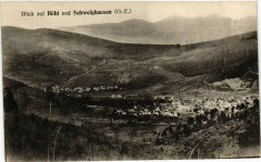 Blick auf Buhl und Schweighausen - Buhl