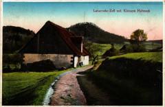 Labaroche Zell mit Kleinem Hohnack - Labaroche
