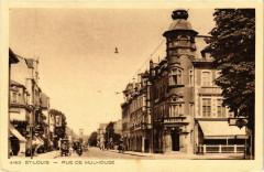 Saint-Louis - Rue de Mulhouse - Saint-Louis