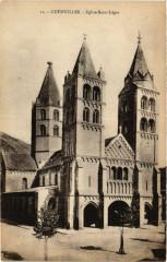 Guebwiller - Eglise Saint-Leger - Guebwiller