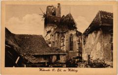 Wattwiller - Wattweiler - Wattweiler O.-Els. im Weltkrieg - Wattwiller