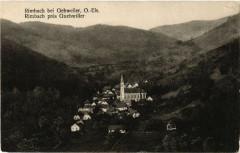 Rimbach b. Gebweiler - Rimbach pres Guebwiller - Guebwiller