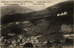 Jungholtz mit Thierenbach und Saint-Anna - Jungholtz