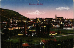 Guebwiller - Gebweiler i. Els. - Vue générale - Guebwiller