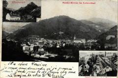 Saint-Kreuz im Leberthal - Sainte-Croix-aux-Mines - Tabakmanufactur - Sainte-Croix-aux-Mines