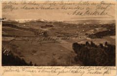 Drei-Aehren - Trois-Epis - Vue sur Labaroche - Labaroche
