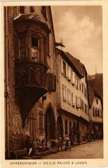Ammerschwihr - Vieille Maison a Loggia - Ammerschwihr