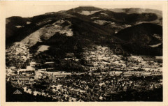 Hohrodberg - Vue prise de l'Hotel Panorama - Hohrod