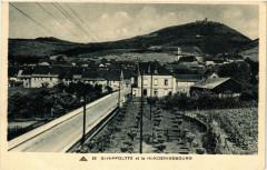 Saint-Hippolyte et le Ht-Koenigsburg - Saint-Hippolyte