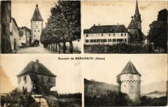 Souvenir de Bergheim - Bergheim